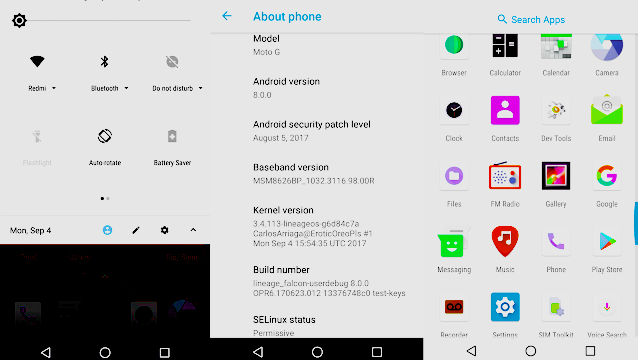 Android-oreo-lineage-os15-moto-g1