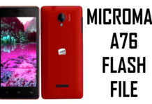 Micromax Q414 Flash File/Firmware/StockROM Free Download