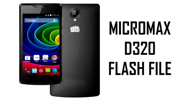 micromax-d320-flash-file