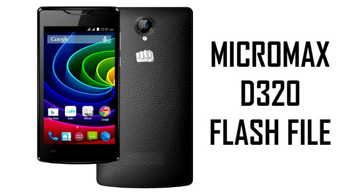 micromax-d320-flash-file