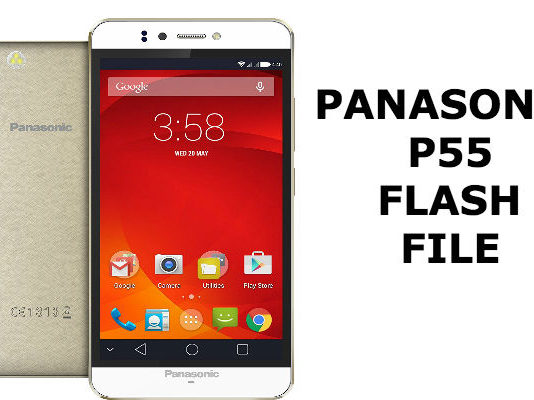 PANASONIC-P55-FLASH-FILE