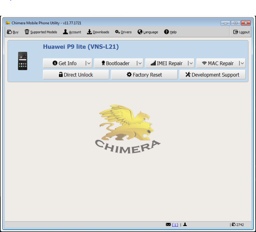 Chimera Tool Full Version : Fix your Android Device issues with one