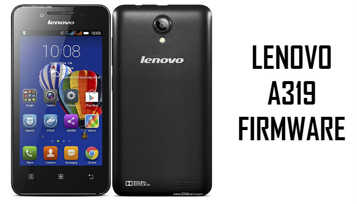 lenovo-a319-firmware