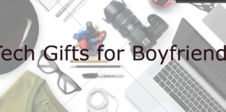 tech gifts for boyfriend