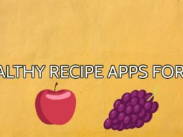 best healthy recipe apps for android