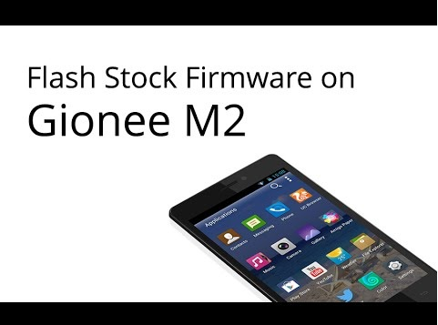 gionee-m2-flash-firmware