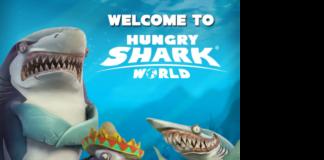 hungry shark world mod apk